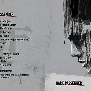 Decoded Feedback—Dark Passenger—CD | ℗ & © 2016 Metropolis Records