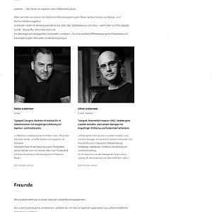 unterart.—Portfolio Website—Team